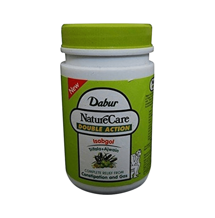 Dabur Nature Care Isabgol (Double Action) Pack of 2