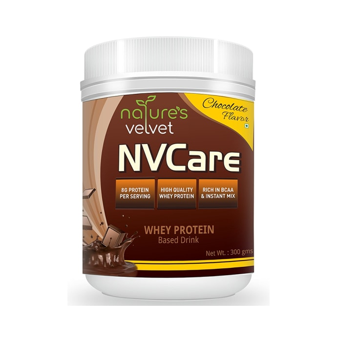 Natures Velvet Lifecare Lifecare NVCare Whey Protein Based Drink Chocolate