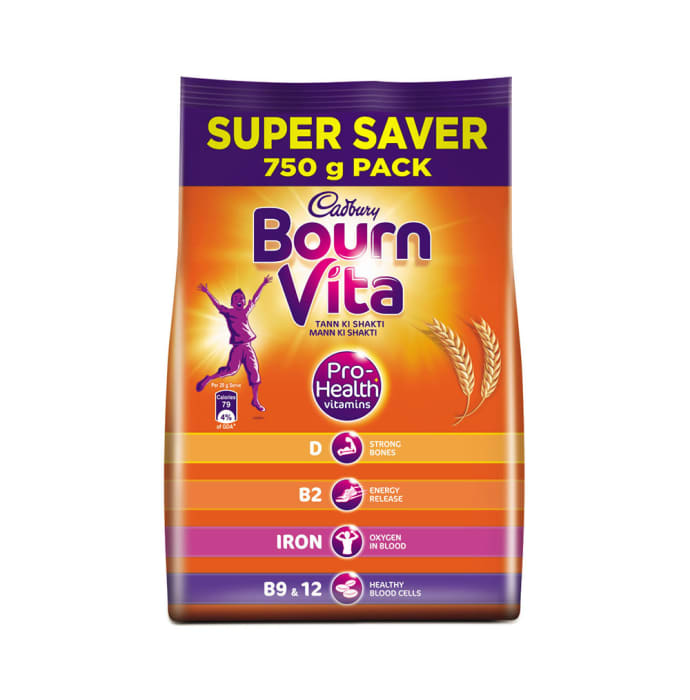 Cadbury Bournvita Health Drink Chocolate Refill