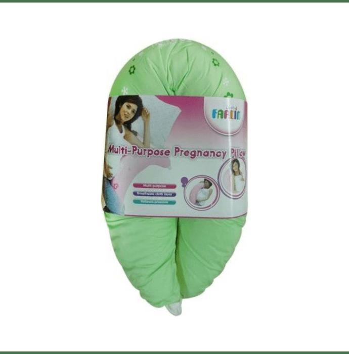 Farlin Multi-Purpose Pregnancy Pillow Green
