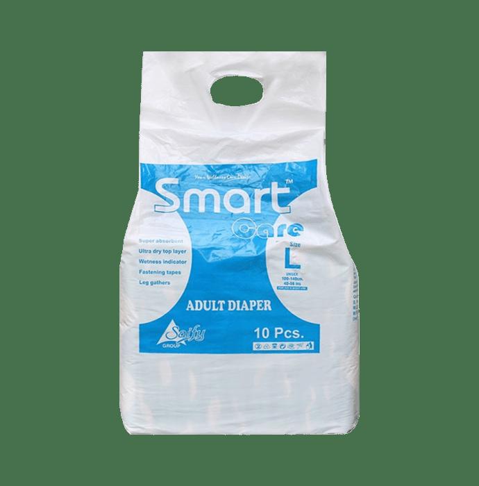 Smart Care Adult Diaper L Pack of 3