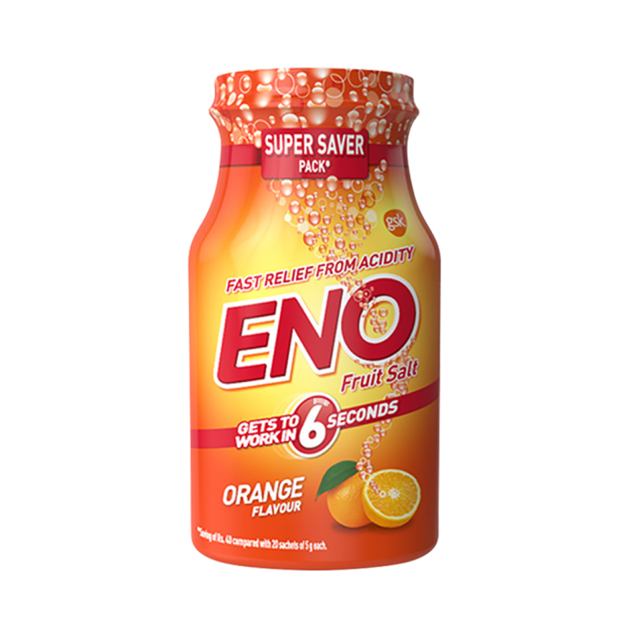 Eno Powder Orange