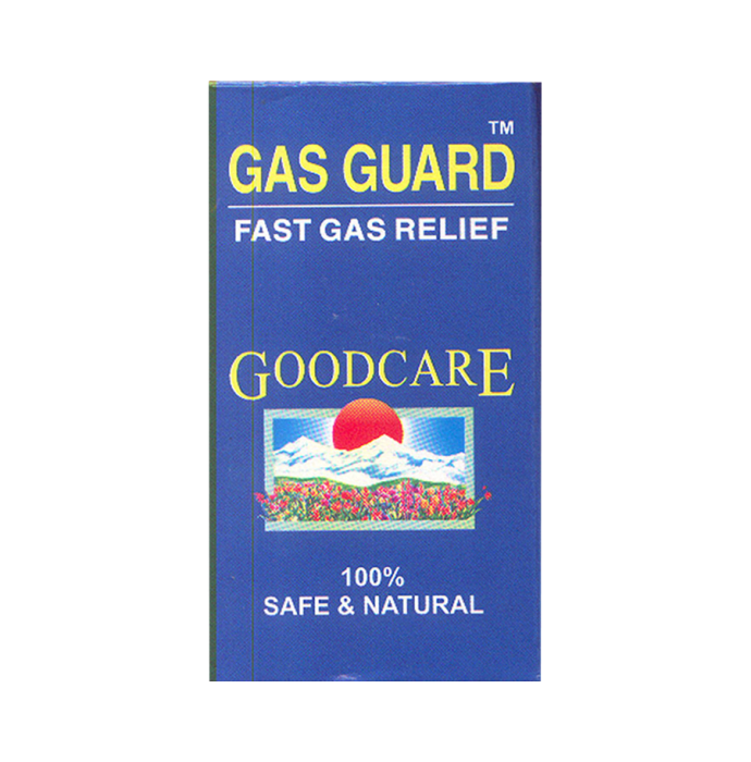 Goodcare Gas Guard Tablet Pack of 2