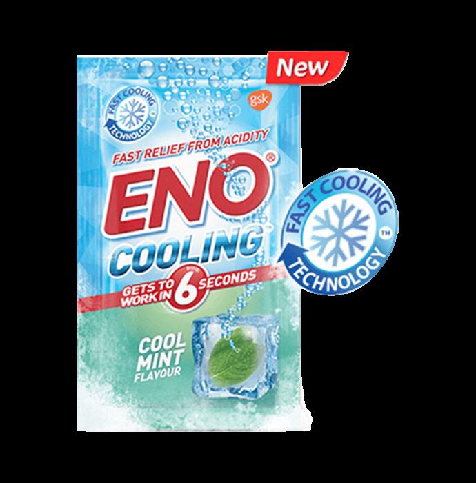 Eno Cooling 5gm Powder Cool Mint