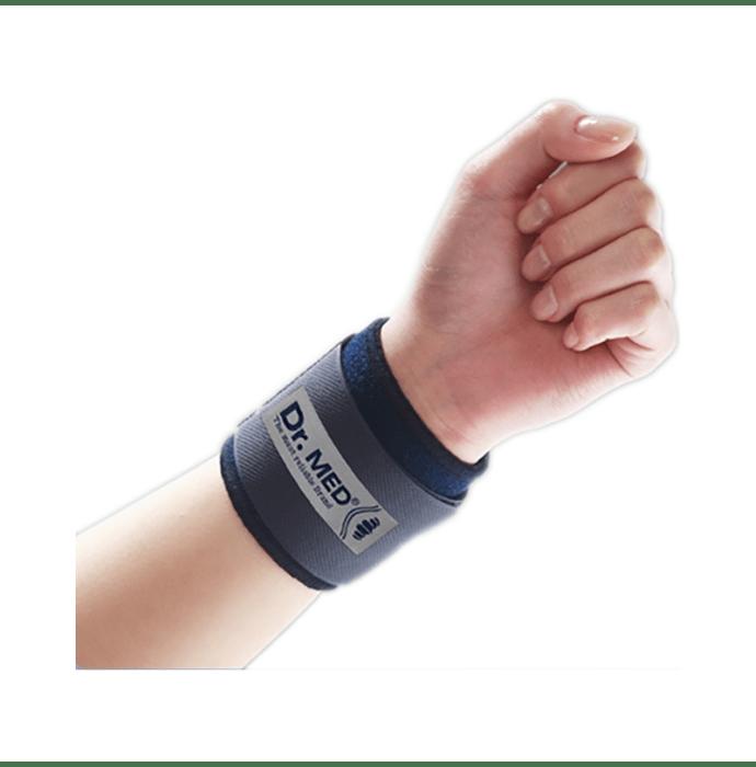 Dr MED Wrist Support DR-W001 Universal Blue
