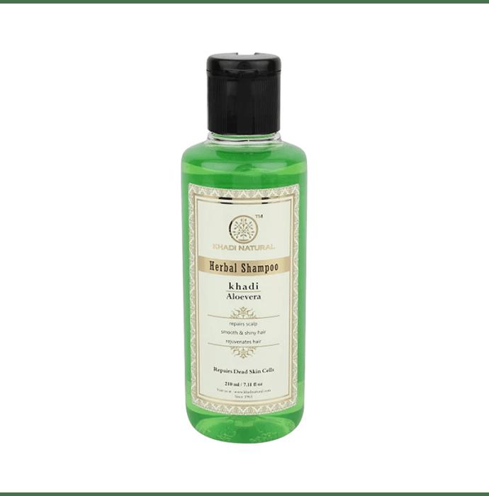 Khadi Naturals Ayurvedic Aloevera Hair  Cleanser