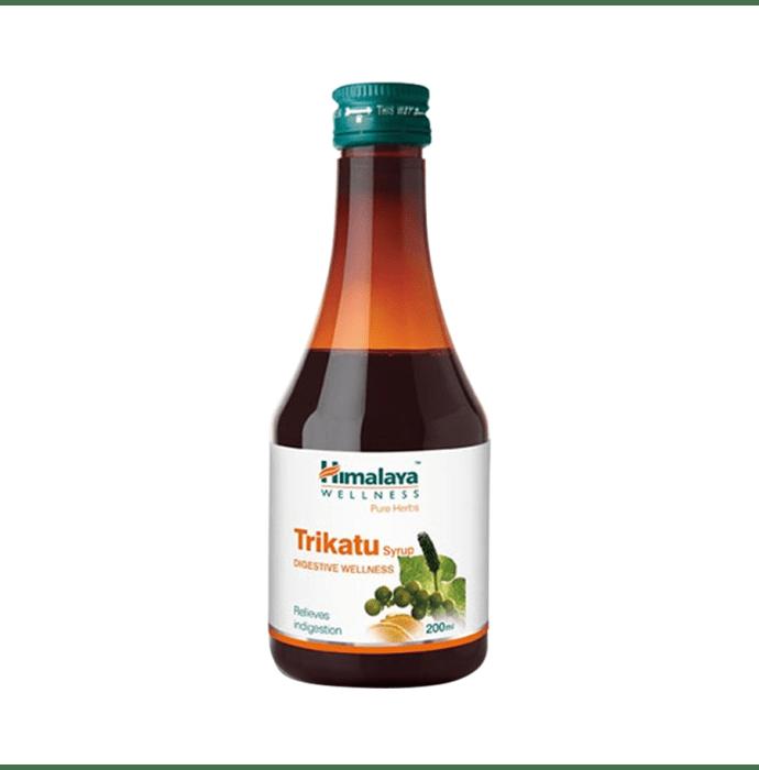 Himalaya Wellness Trikatu Digestive Wellness Syrup Pack of 2