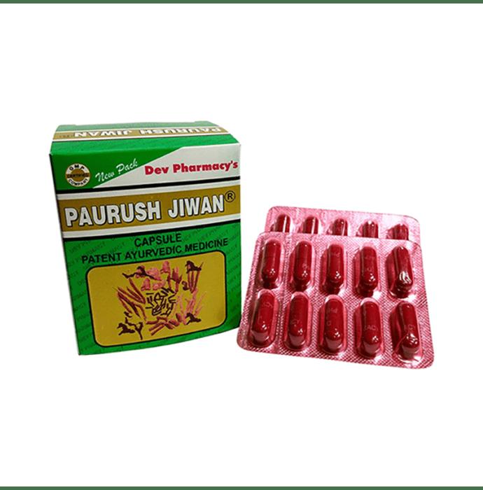 Paurush Jiwan Capsule Pack of 6