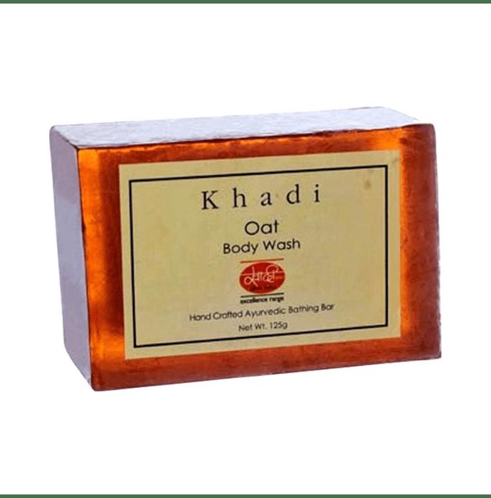 Khadi Mauri Herbal Oat Soap