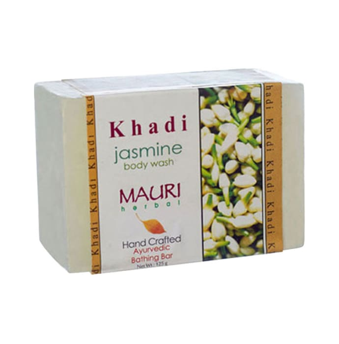 Khadi Mauri Herbal Jasmine  Soap