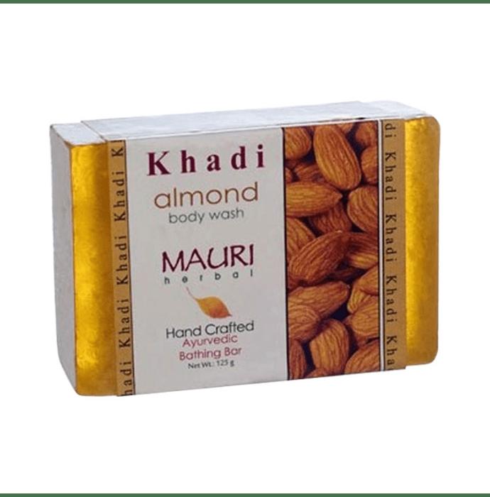 Khadi Mauri Herbal Almond Soap