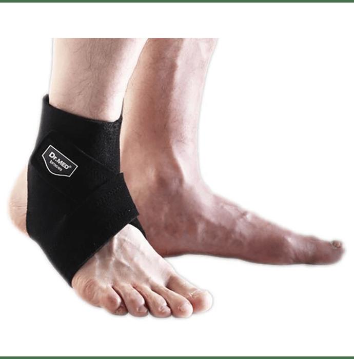Dr MED Ankle Support DR-A004 L Black