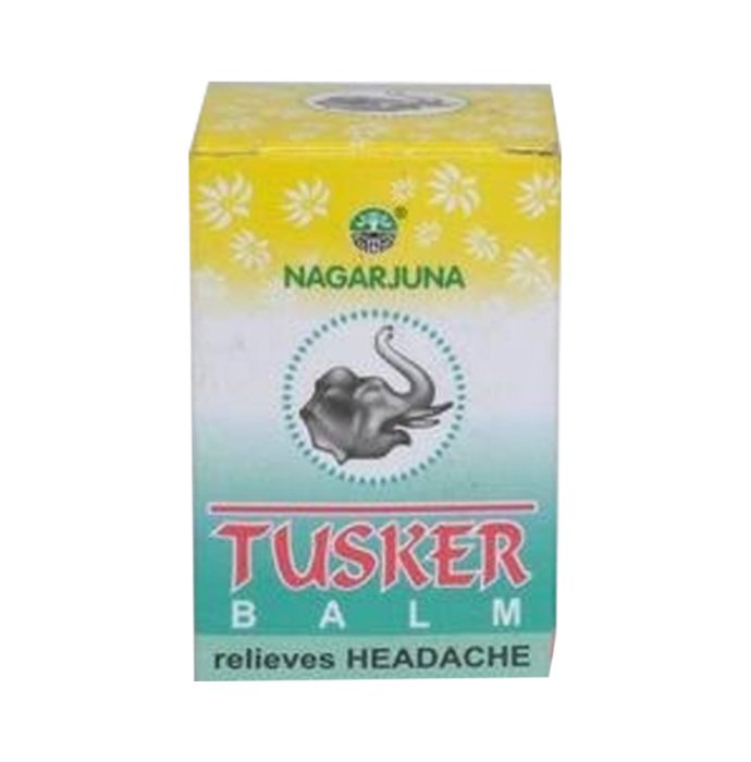 Nagarjuna Tusker Balm Pack of 3