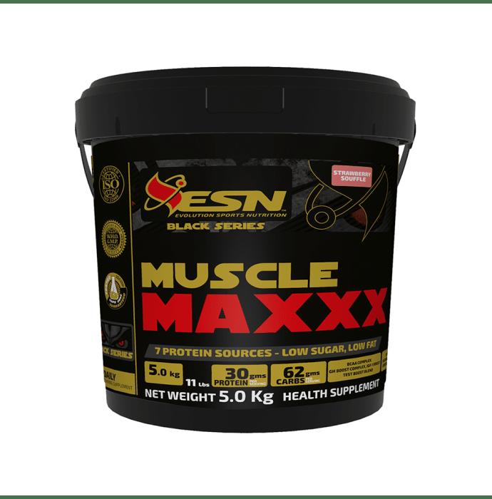 ESN Black Series Muscle Maxxx Strawberry Souffle