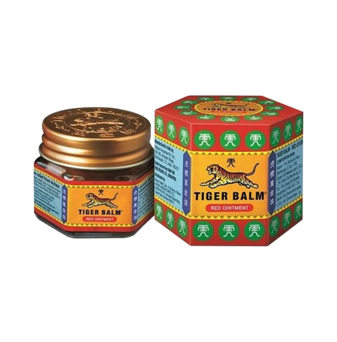 Tiger Balm Red Ointment Pack of 2