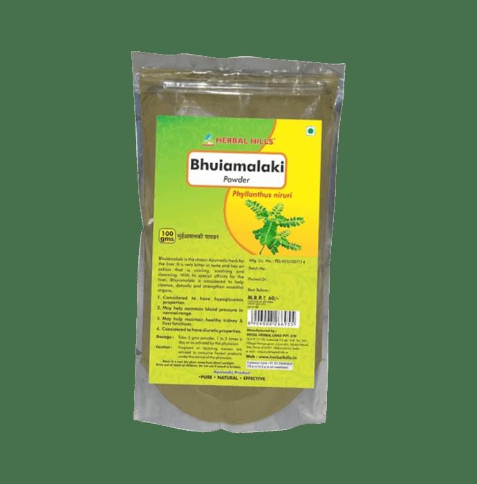 Herbal Hills Bhuiamlaki Powder Pack of 2