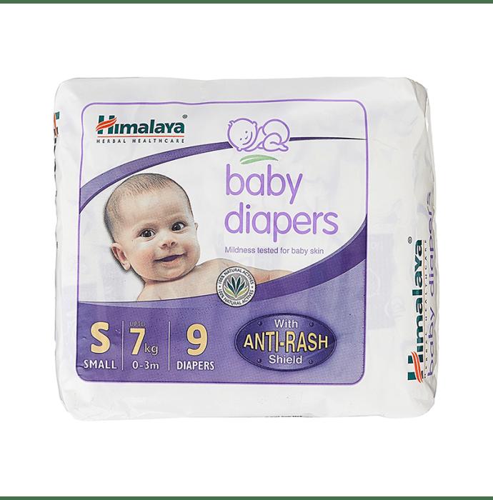 Himalaya Baby Diaper S