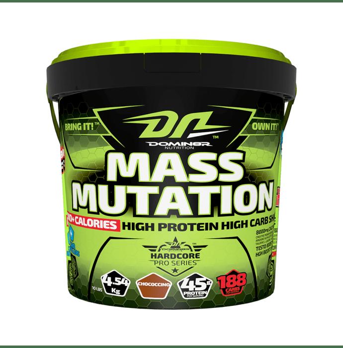 DOMIN8R Mass Mutation Powder Chococcino