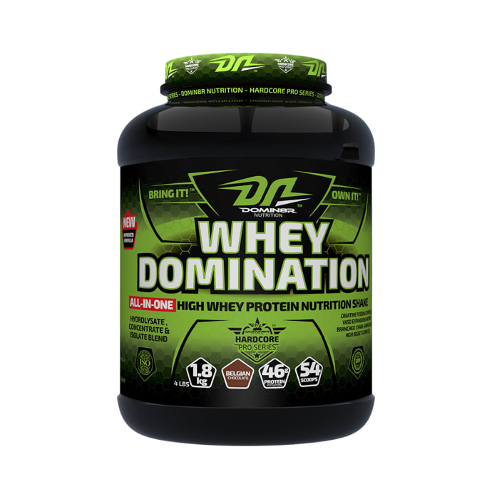 DOMIN8R Whey Domination Powder Chocolate