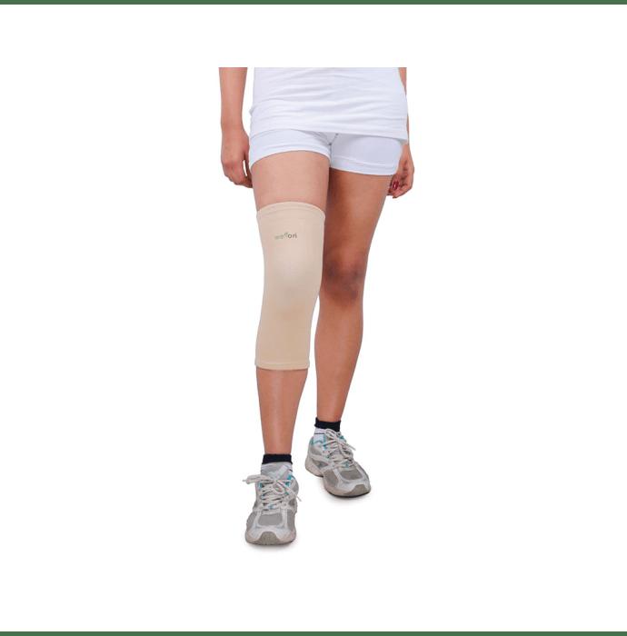 Wellon Elastic Knee Support (Knee Cap) KS-04 XL