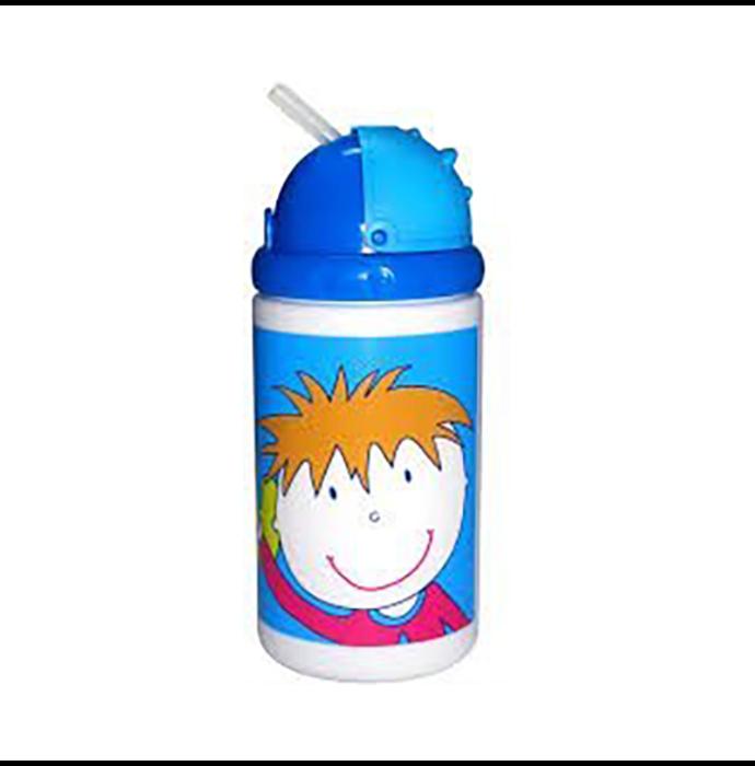 Little's Water Bottle Blue