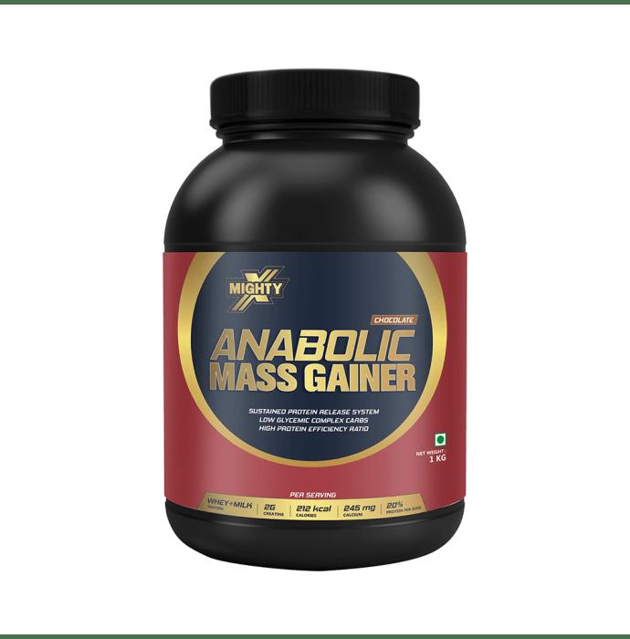 MightyX Anabolic Mass Gainer Chocolate