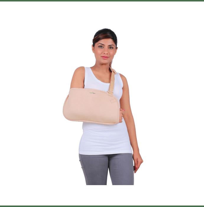 Wellon Adjustable Pouch Arm Sling- Baggy PAS-01 XL