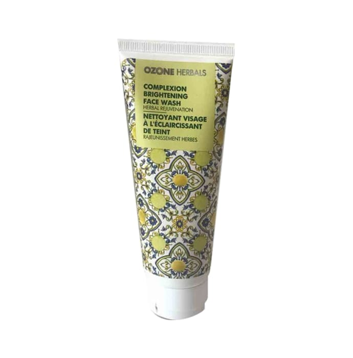 Ozone Herbals Complexion Brightening Face Wash Pack of 2
