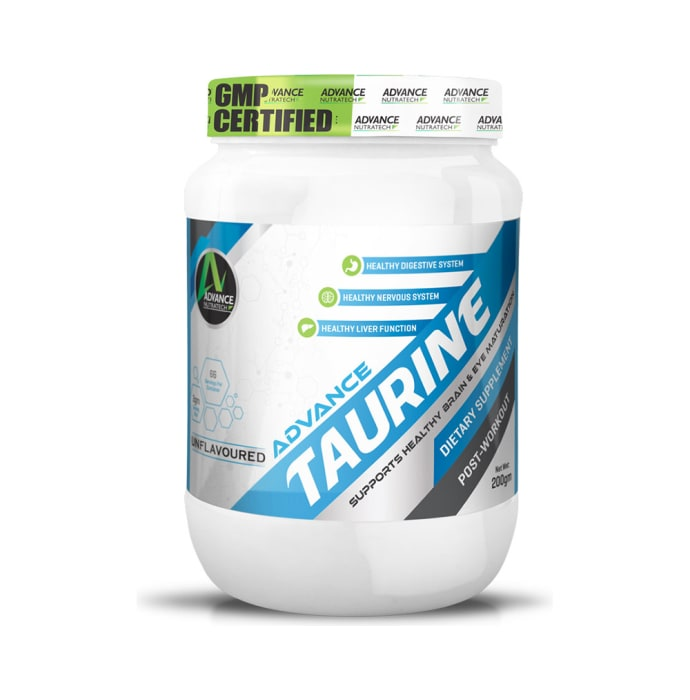 Advance Nutratech Taurine Powder Unflavoured