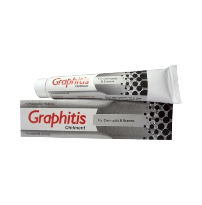 St. George's Graphitis Ointment Pack of 3