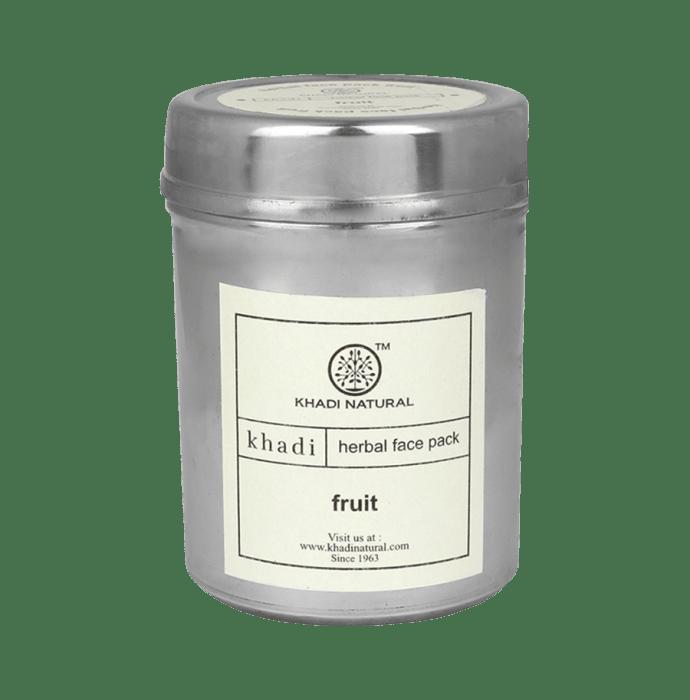 Khadi Naturals Ayurvedic Fruit Face Pack Pack of 2