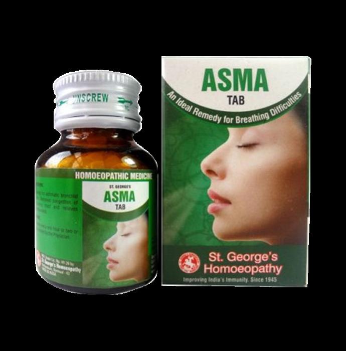 St. George's Asma Tablet