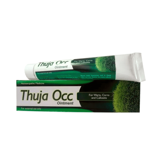 St. George's Thuja Occ Ointment Pack of 2