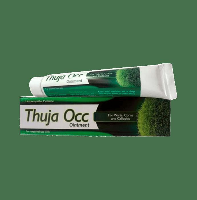 St. George's Thuja Occ Ointment
