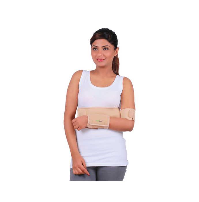 Wellon Elastic Shoulder Immobilizer Support- Ring Type PAS-04 M