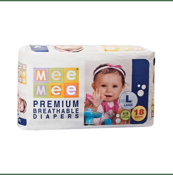 Mee Mee Premium Diaper L