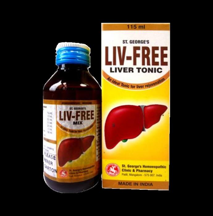 St. George's Liv- Free Liver Tonic