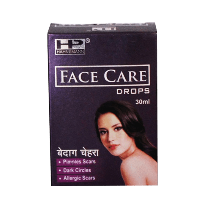 Hahnemann Face Care Drop Pack of 2