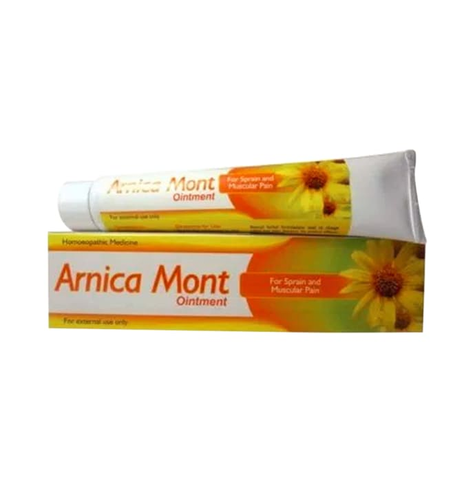 St. George's Arnica Mont Ointment