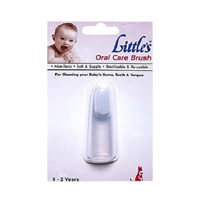 Little's Oral Care Brush Pack of 2
