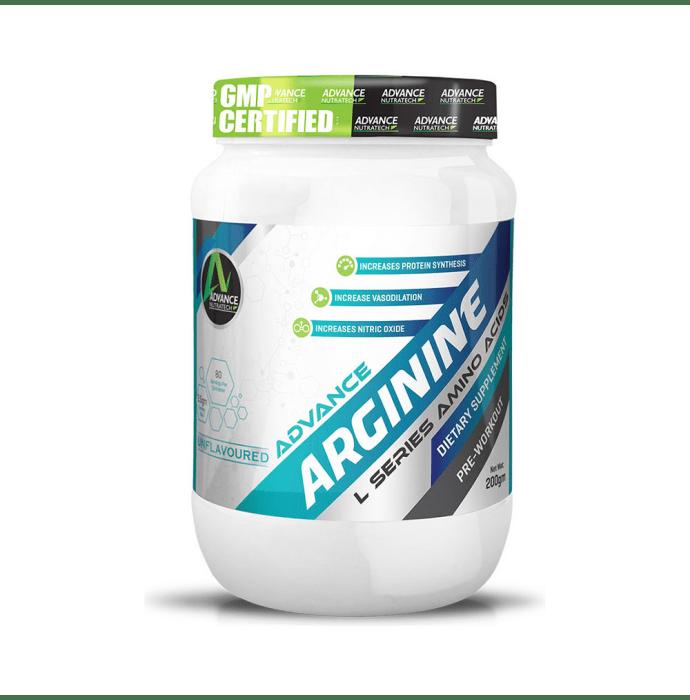 Advance Nutratech Arginine Powder Unflavoured