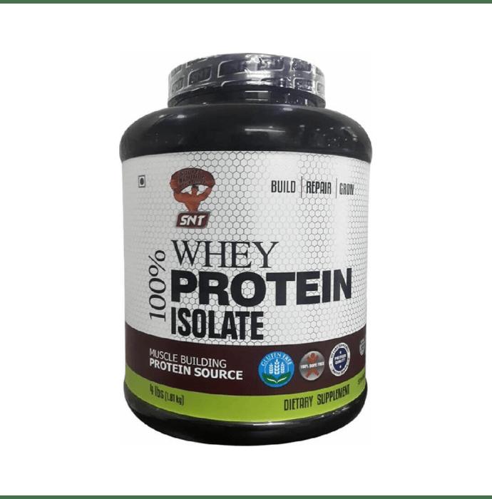 SNT 100% Whey Protein Isolate Vanilla
