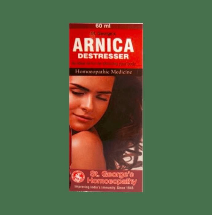 St. George's Arnica Destresser Oil