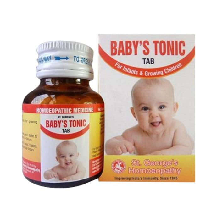 St. George's Baby's Tonic Tablet
