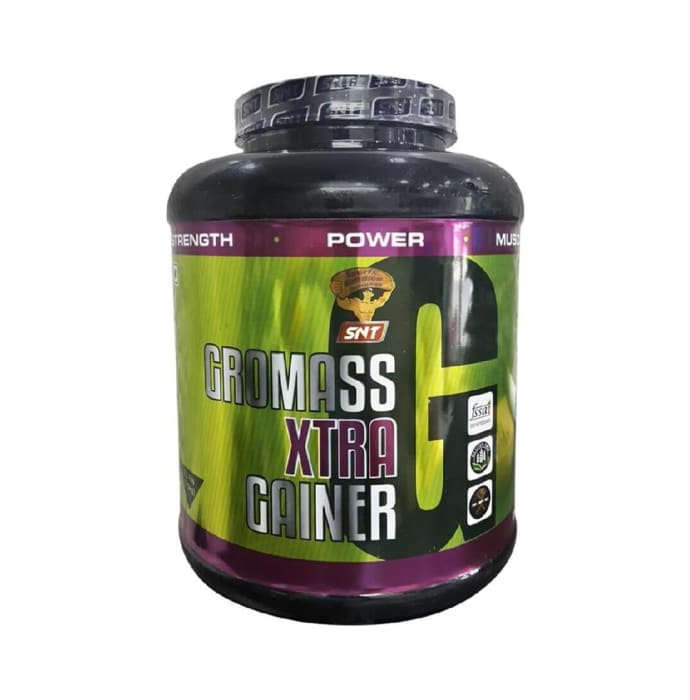 SNT Gromass Xtra Gainer Chocolate
