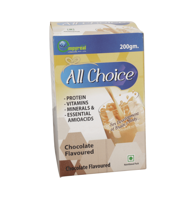 Empyreal All Choice Protein Powder Chocolate