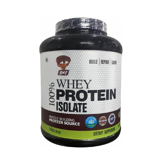 SNT 100% Whey Protein Isolate Chocolate