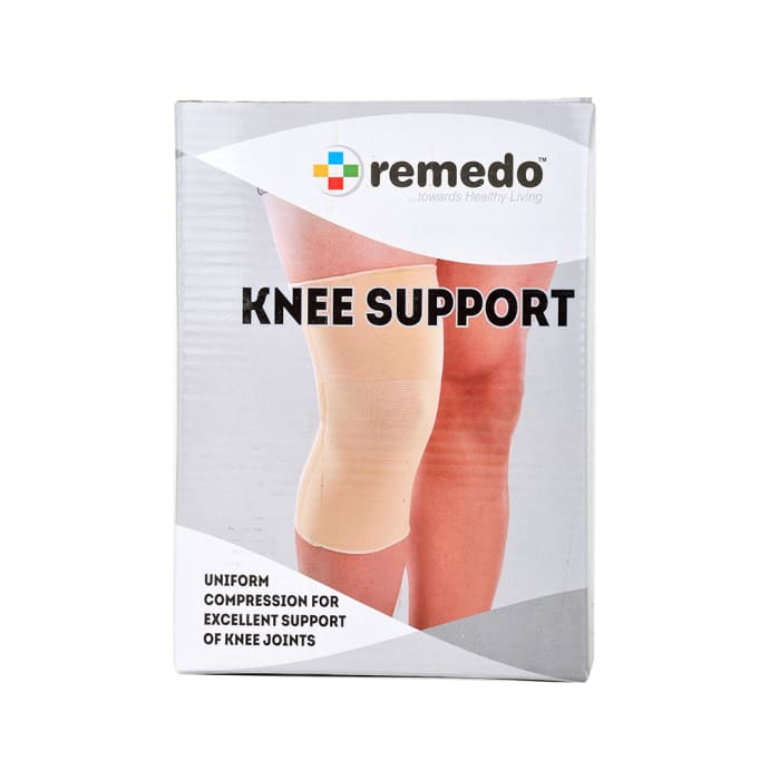 Remedo Knee Support (Pair) M