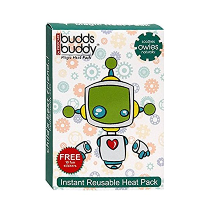 Buddsbuddy Magic Heat Pack Blue