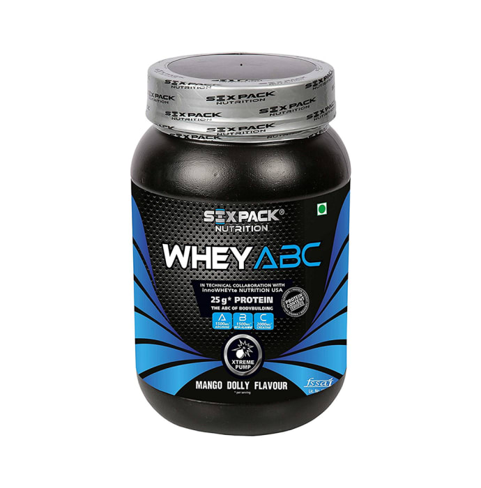 Sixpack Nutrition Whey ABC Mango Dolly